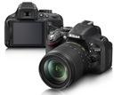 NIKON D5200 24.2Mpx 18-105mm VR +32GB Gwarancja FV