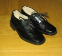27 eleganckie wizytowe pantofle buty skórzane