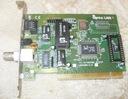 KARTA SIECIOWA GENIUS K0237009 RJ45 / BNC PCI