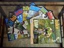 Komplet gazet rowerowych BikeBoard - rocznik 2012