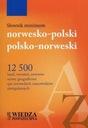 SŁOWNIK MINIMUM NORWESKO-POLSKI, POLSKO-NORWESKI