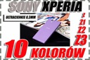 ETUI POKROWIEC 0,3mm Sony Xperia Z Z1 Z2 Z3