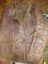 Kożuch naturalny kurtka  XXL 54  Max moser ciepły