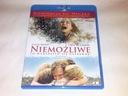 Niemożliwe - Blu-Ray - Lektor - Naomi Watts - INNE