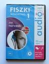 Fiszki audio CD - norweski - Słownictwo 1 (A1)