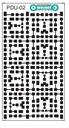 Płytka uniwersalna PDU-02 [1 sztuka]