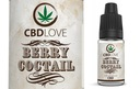CBD LOVE E-LIQUID BERRY 50 mg 10 ml