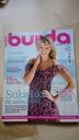 Gazeta burda 5/2009 moda i styl szycie wykroje