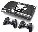 DUŻY WYBÓR!! naklejki okleina konsole PS3 FAT