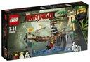 MZK Klocki LEGO Ninjago Upadek Mistrza 70608