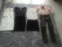 Modny zestaw 24 ubrań Zara River Island itp. xs/s