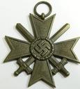 Kriegsverdienstkreuz II Klasse mit Schwertern KVK