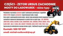 DYFER ZWROTNICA CAT CATAPILLAR ZF JLG ROZNE TYPY