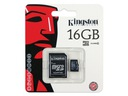 KARTA PAMIĘCI 16GB 10 CLASS KINGSTON Z ADAPTEREM