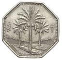 Irak - moneta - 250 Fils 1980 - RZADKA !