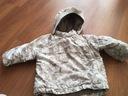 Kombinezon zimowy H&M r. 86 spodnie + kurtka