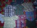 zestaw koszul dla chłopca rozm 92-98