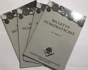 Biuletyn Numizmatyczny 1-4 (369-372) 2013