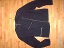 czarna  ramoneska H&M boucle roz.38 40