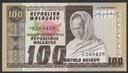 Madagaskar - 100 franków ariary - 1974/75 stan UNC