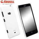 Etui Krusell ColorCover Nokia Lumia 625 biały.