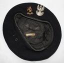 beret oficera łącznikowego przy sztabie Maczka