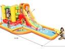 Dmuchaniec Wodny Happyhop Water Park Play Center