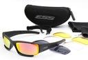 ESS CDI okulary balistyczne nowe komplet 4 szybki