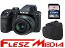 Pentax X5 16Mpix zoom 26x Torba + SD 32GB Biłgoraj