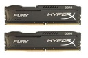 8 GB KINGSTON 2x4GB HYPERX FURY DDR4 2133MHz CL14