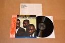 Montgomery Brothers - Groove Yard, Japan LP , Obi