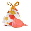Kubeczek menstruacyjny Lady Cup LADYCUP orange S