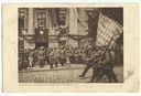 PRZEMYŚL defilada 1915 Feldpost