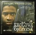 DVD Za królową i ojczyznę Denzel Washington