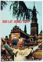 Pocztówka 600 LAT JASNEJ GÓRY Papież Jan Paweł II