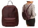 hollister by abercrombie plecak burgundowy usa
