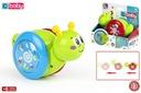 Zabawka niemowlęca - ślimak