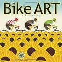 Amber Lotus Publishing Bike Art 2017 Wall Calendar