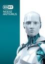 ESET NOD32 Antivirus 1 PC / 1 Y NOWA PL ESD