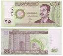 IRAK 2001 25 DINARS