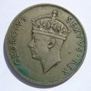 East Africa - 1 Shilling 1949 r. - Jerzy VI