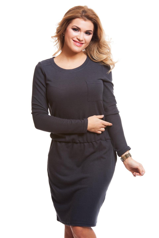 cb20ee48f8 Sukienka dresowa Vero Moda tuba wiosenna r S (7573977750) - Allegro ...