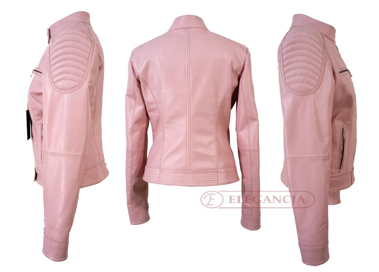 618245f3abce3 Jeżeli poszukujesz innej kurtki lub płaszczyka to zobacz naszą bogatą  ofertę kurtek skórzanych damskich.