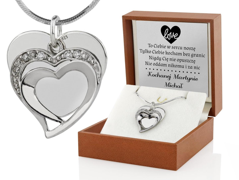 5b00c1ad333442 biżuteria na prezent z grawerem dowolnej dedykacji 7224422283 ...
