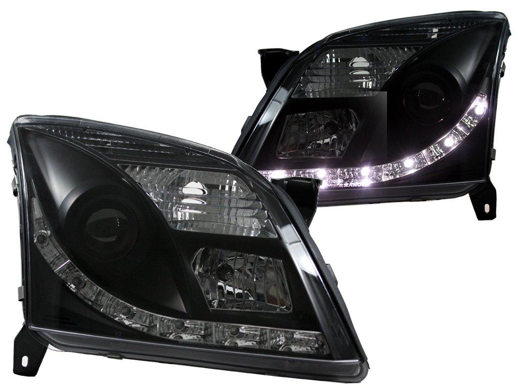 Lampy Reflektory Opel Vectra C 02 05 Drl Xenon D2s купить с