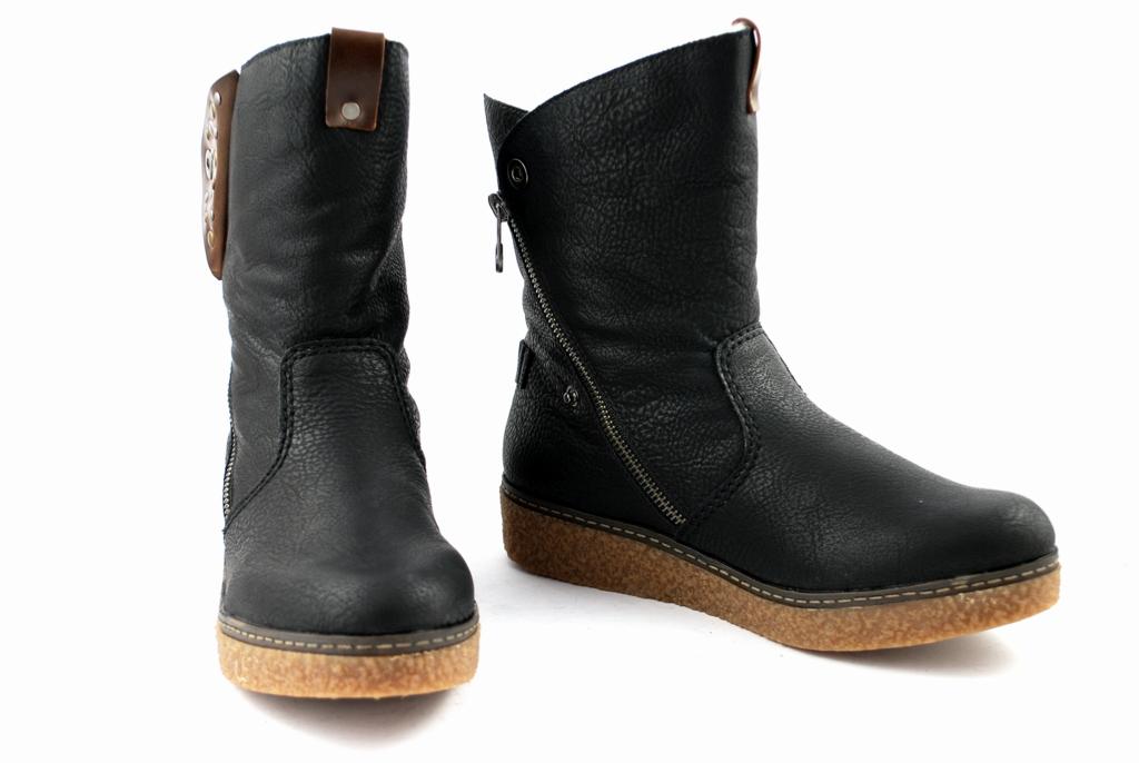 d1188260e925f Obuwie posiada wełnianą ocieplinę oraz wkładki poprawiające higienę stóp i  wpływające na komfort użytkowania butów. Elastyczna podeszwa zapewnia  doskonały ...