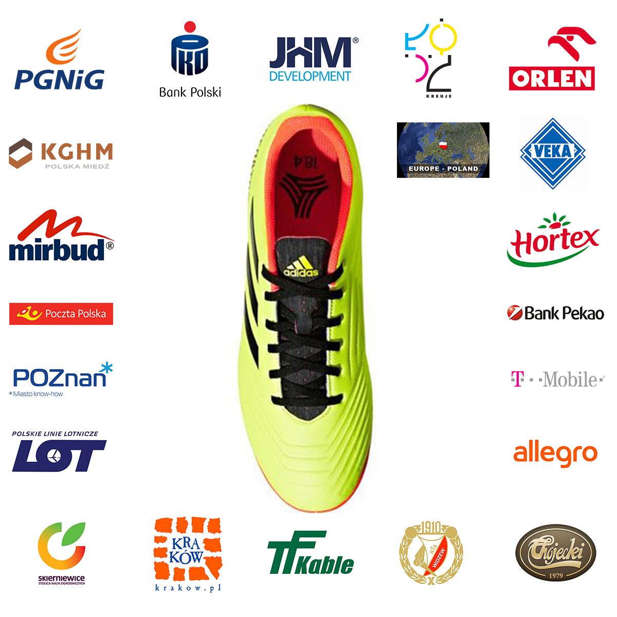 Buty halowe adidas X Tango 18.4 IN | sklep internetowy Sportowapolska ceny i opinie