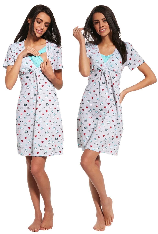Koszula dla kobiet karmiących Cornette Story 3 rozmiar L