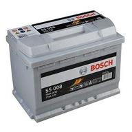 Аккумулятор BOSCH S5 12V 77Ah 780A