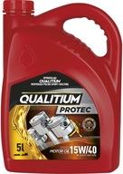 QUALITIUM PROTEC 15W40 Olej Mineralny 5L